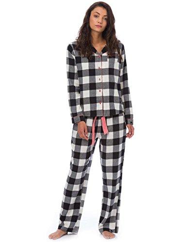 Animal Women's Frost Berry Pyjamas - Valilla Cream-UK 14