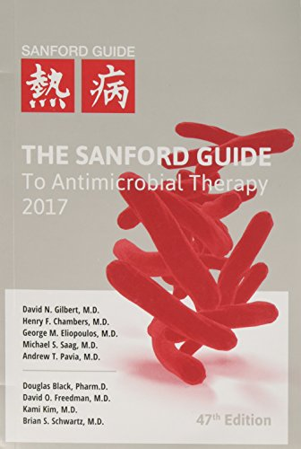 1944272003 - The Sanford Guide to Antimicrobial Therapy 2017