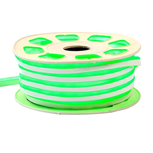 Neon Green Led Rope Lights in US - 5