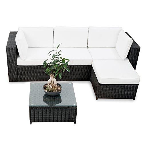 erweiterbare-Gartenmbel-Polyrattan-Lounge-Mbel-Set-schwarz