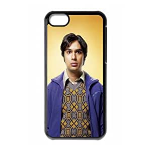 Big Bang Theory Raj iPhone 5c Cell Phone Case Black Protect your phone BVS_567606
