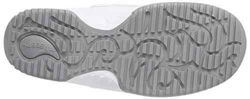 Calzado Proteq Stahlkappe Uni6 1760 blanco de Unisex adulto Halbschuh Blanco S1 Sicherheitsschuhe protección xaxrWT