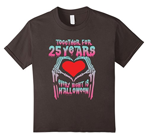 Kids Halloween Costume For Couple. 25th Wedding Anniversary Gifts 12 Asphalt
