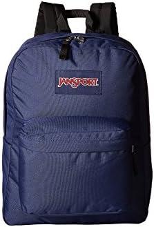 JANSPORT Superbreak Backpack Navy Blue