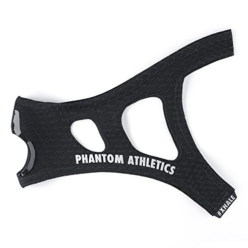Phantom Training Mask Sleeve - Black (Large)