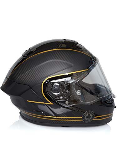 04b704edfe0d1 Amazon.es  Bell 7069593 Casco para Moto Racestar Speed Check
