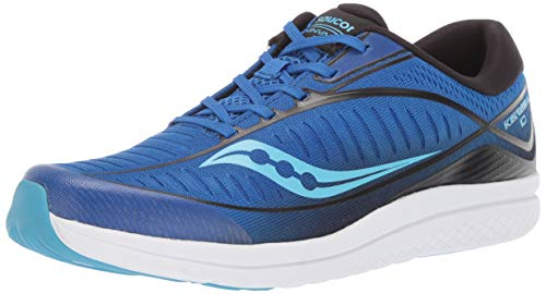 Sneaker Blu 10 21 nero Saucony Bambino Kinvara wEpnqqg7F