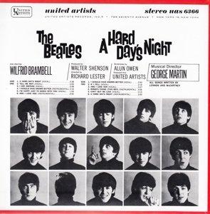 b14c5ce2b The Beatles - A Hard Day's Night [Original Motion Picture Soundtrack] (The  U.S. Album) - Amazon.com Music