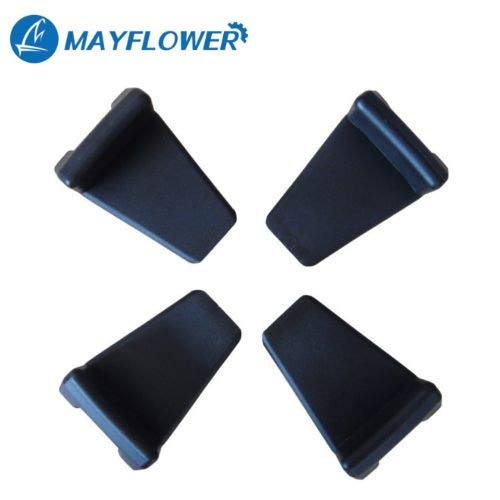 New Plastic Rim Clamp Inserts Jaw Protector for Mayflower Coats Tire Changer ()
