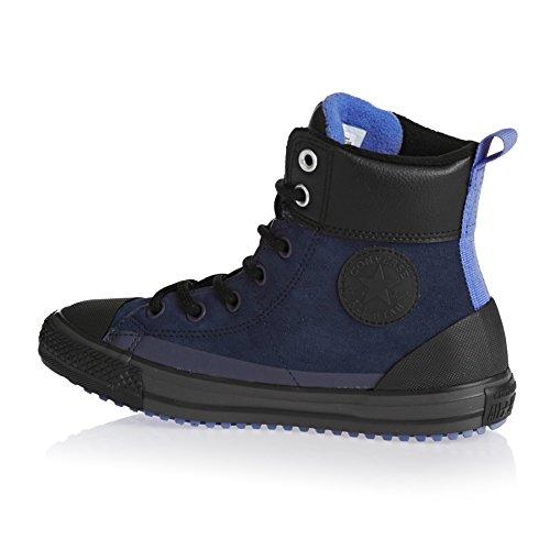 Converse Chuck Taylor All-star Asphalt Boot Bleu Marine Bleu 30