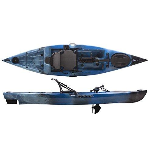 Native Watercraft Manta Ray Propel Angler 12 Kayak - Blue Lagoon (Ray Manta Native)