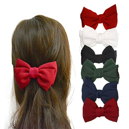 Solid Color Clips Barrettes Accessories product image