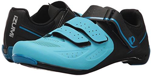 azul Ciclismo Select Pearl Izumi V5 39 Zapatillas Road Mujer Negro 5XAwAq8