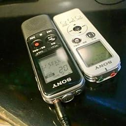 Amazon ソニー Sony Icレコーダー 4gb 単4電池対応 Icd Px240 コンデンサーマイク ステレオ Icレコーダー ビジネス用 Ecm Cs3 ソニー Sony 家電 カメラ