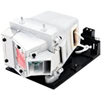 Optoma HD33 Projector Housing with Genuine Original OEM Bulb