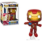 Funko Pop Marvel Infinity War Iron Man Nc Games