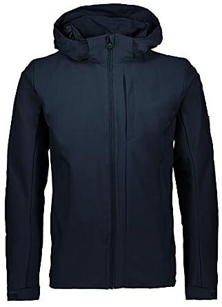 Bleu Homme 38z5297 Softshell Veste Cmp Climaprotect Noir bYgy6f7v