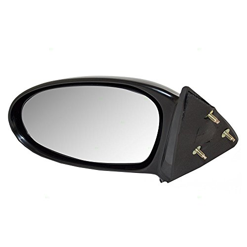 Drivers Manual Remote Side View Mirror Replacement for Pontiac Grand Am Oldsmobile Alero 22724868 AutoAndArt ()