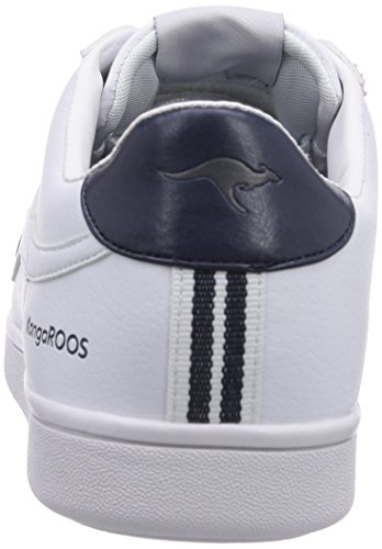 044 K royal Classic Blanc Kangaroos Blue 7054 white Baskets Homme Mode vgv8Fwdq