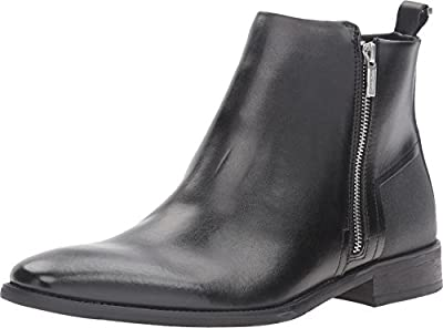 Calvin Klein Men's Raxton Leather Boot