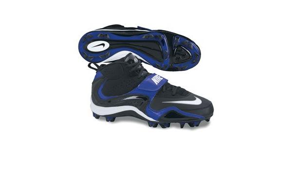 todo lo mejor abajo Nublado  Nike tiburón despiadada (para Hombre), Hombre, Black/Sport Royal//White:  Amazon.es: Deportes y aire libre