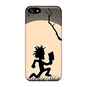 Perfect Fit IPm2096USln Dark Juggalo Case For Iphone - 5/5s