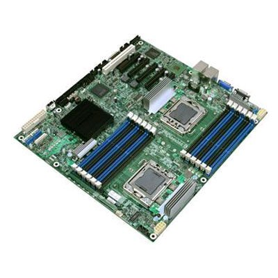 (Intel S5520HCR Westemere Motherboard Dual Xeon Intel 5520 LGA1366 FSB1333 DDR3 PCI-Express 2.0 SSI EEB)