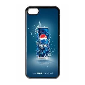 iPhone 5c Cell Phone Case Black Pepsi SUX_044826