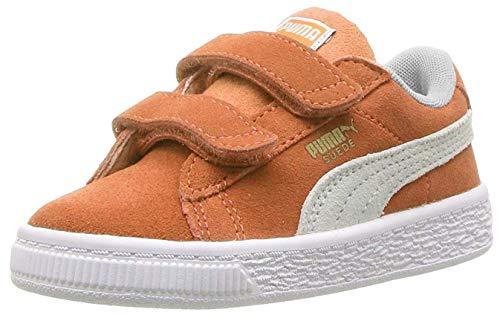 PUMA Kids' Suede 2 Straps Inf Sneaker