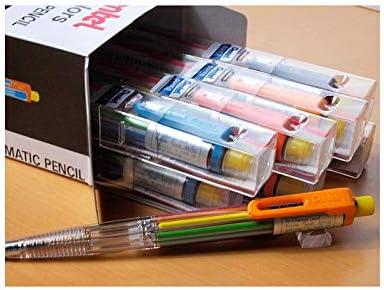 Pentel PH158ST1 8-Color Automatic Portaminas (12pcs) - Assorted: Amazon.es: Oficina y papelería