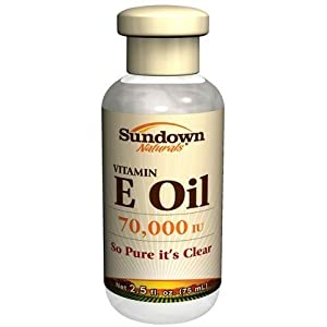 Sundown Vitamin E Oil 70000 IU Body Care / Beauty Care / Bodycare / BeautyCare