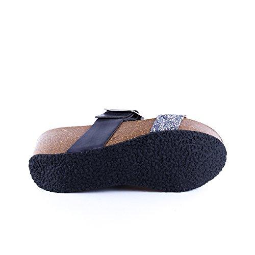 Sabot Sabot Plakton Grigio Donna Plakton Grigio Plakton sandali sandali Donna nqPWcWAgU