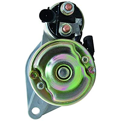 New Starter Fits Jeep Cherokee Grand Cherokee TJ Wrangler 4.0 4.0L 99 00 01 02 1999 2000 2001 2002: Automotive