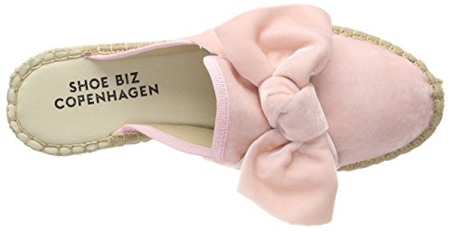 Shoe Para Biz Hansigne Mujer Alpargata Light Rosa Pink velvet Fq1FrRpw