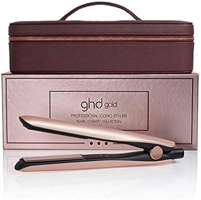 ghd gold royal dynasty - Plancha de pelo profesional, tecnología dual-zone: Amazon.es: Salud y cuidado personal