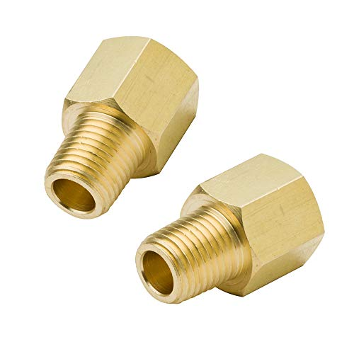 Legines Brass Adapter, 1/4