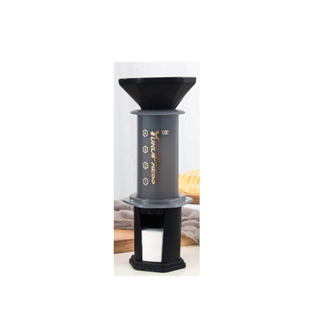 Acquisto ZXQSJ Caffettiera caffettiera per caffè Francese con Filtro a Pressione e pentola a Pressione,Gray Prezzi offerta