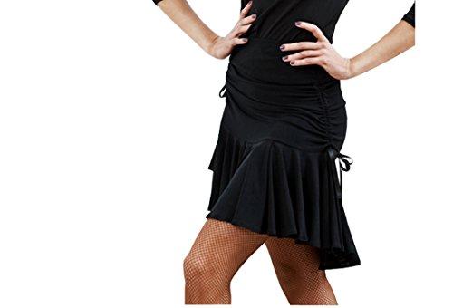 CHAGME Damen Schwarz Schwarz Kleid Damen Kleid Schwarz CHAGME Damen CHAGME Kleid nArfPxnS