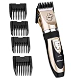 DAN Professional Pet Dog Hair Trimmer Animal Grooming Clippers Cat Cutters Machine Shaver Mower Clipper Electric Scissor