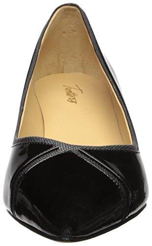 Trotters Women's Black Dress Kelsey Pump Combo qPzqFrZx