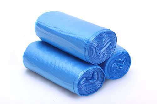 Used, 2.6-4 Gallon blue Small Trash Bags, 150 Counts 10-15L for sale  Delivered anywhere in USA