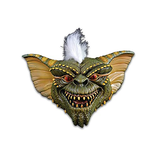 Adult Gremlins Stripe Mask - High Quality Latex