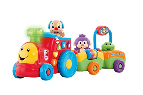Fisher-Price Laugh & Learn Smart Stages Puppy's Smart Train by Fisher-Price (Image #24)