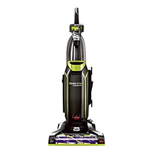 """Bissell 20193 Cleanview Bagged Upright Vacuum Great for Homes with Pets with Premium allergen Filtration and Flexible pet Crevice Tool and 15"""" Cleaning Path - Style 7 Bags"""