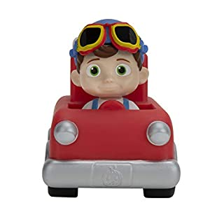 i. Cocomelon Mini Vehicle Fire Truck with Tomtom ,WT80109