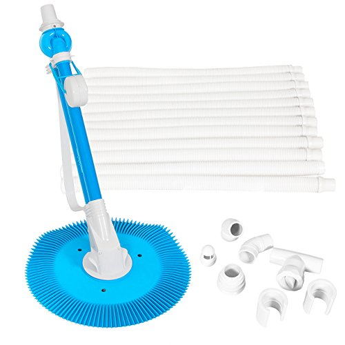 ARKSEN Automatic Pool Cleaner Inground & Above Ground Swimming Vacuum Hoses Set by ARKSEN