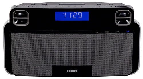 (RCA RC180i App-Enhanced Portable Docking System for iPod and iPhone)