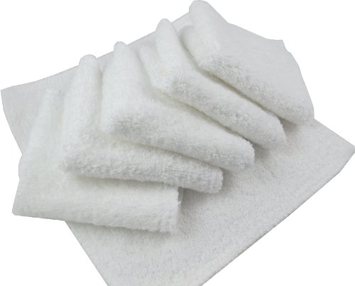 Maghso 6-Piece Cosmetic Wash Cloth Set