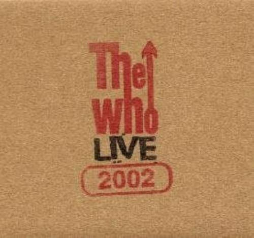 CD : The Who - Encore Series 02 - Live: Mansfield Ma 9/ 27/ 02 (CD)