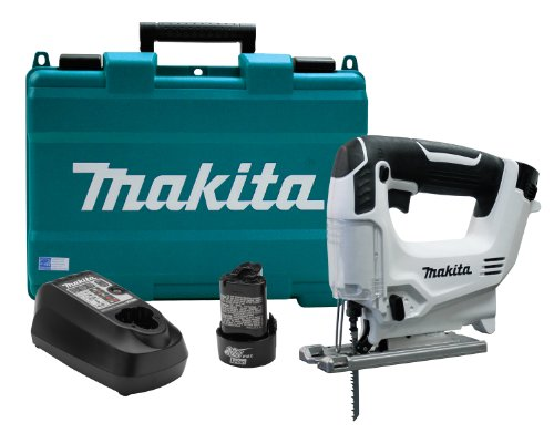 Makita VJ01W 12-volt max Lithium-Ion Cordless Jig Saw (Discontinued by Manufacturer)